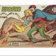 Tebeos: ARCHIVO * APACHE * 2ª SERIE Nº 25 * EDITORIAL MAGA * ORIGINAL DE 1960 *. Lote 266334613