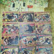 Tebeos: EL CORSARIO SIN ROSTRO. Lote 267624609