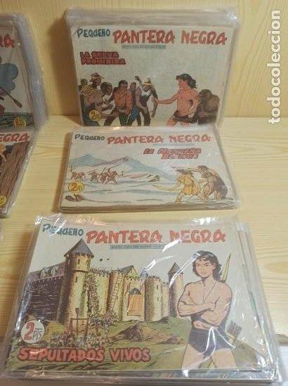 Tebeos: EL PEQUEÑO PANTERA NEGRA - COLECCIÓN ORIGINAL EN CAJAS SEMIPIEL Y PROTEGIDOS CON FUNDA PLÁSTICOS - Foto 3 - 267661569