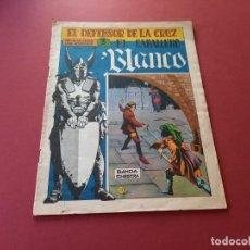 Tebeos: EL DEFENSOR DE LA CRUZ Nº 23 -ORIGINAL. Lote 267782764