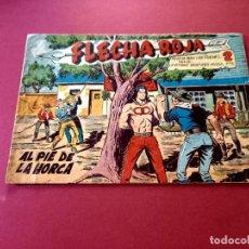 Tebeos: FLECHA ROJA Nº 37 -ORIGINAL -MAGA. Lote 267788114