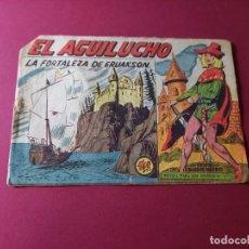 Tebeos: EL AGUILUCHO Nº 1 ORIGINAL. Lote 267895594