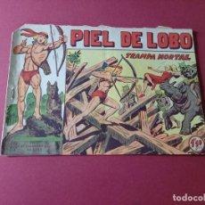 Tebeos: PIEL DE LOBO Nº 82 -ORIGINAL. Lote 267896049