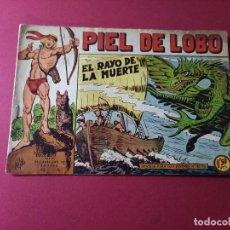 Tebeos: PIEL DE LOBO Nº 42 -ORIGINAL. Lote 267896139