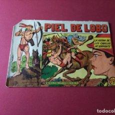 Tebeos: PIEL DE LOBO Nº 49 -ORIGINAL. Lote 267896254
