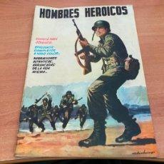 Tebeos: HOMBRES HEROICOS Nº 3 (ORIGINAL MAGA) (COIB61). Lote 268028719