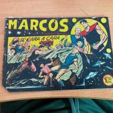 Tebeos: MARCOS Nº 14 EN CARA A CARA (ORIGINAL MAGA) (COIB61). Lote 268147629