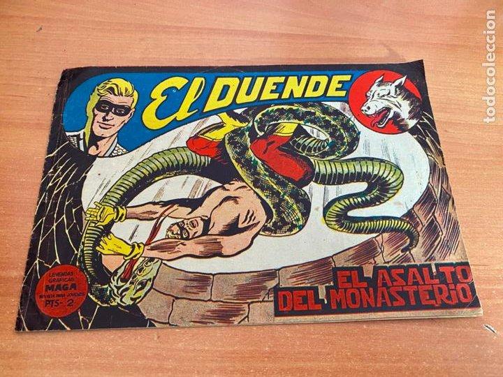 EL DUENDE Nº 33 (ORIGINAL MAGA) (COIB61) (Tebeos y Comics - Maga - Otros)