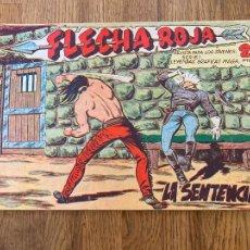Giornalini: ¡¡LIQUIDACION!! - PEDIDO MINIMO 5 EUROS - FLECHA ROJA Nº 8 - MAGA / ORIGINAL - GCH. Lote 269076103