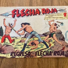 Giornalini: ¡¡LIQUIDACION!! - PEDIDO MINIMO 5 EUROS - FLECHA ROJA Nº 10 - MAGA / ORIGINAL - GCH. Lote 269076483