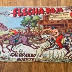 BDs: ¡¡LIQUIDACION!! - PEDIDO MINIMO 5 EUROS - FLECHA ROJA Nº 15 - MAGA / ORIGINAL - GCH. Lote 269076773