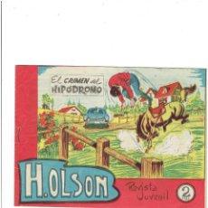 Tebeos: ARCHIVO * H.OLSON * Nº 5 * EDITORIAL MAGA 1964 *. Lote 269485378