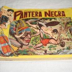 Tebeos: PANTERA NEGRA. 1956. EDITORIAL MAGA. 4 EJEMPLARES (DEL Nº 1 AL 46 INCLUIDOS). Lote 269804228