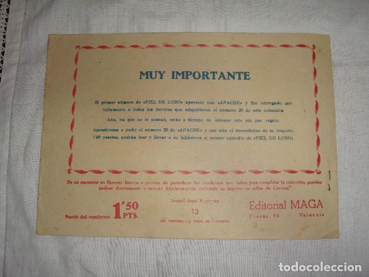 Tebeos: Bengala. 1959. Editorial Maga. Serie Marcos. Del nº 2 al 54 incluidos - Foto 5 - 269805573