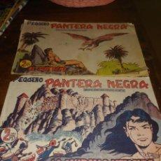 Tebeos: DOS COMICS PEQUEÑO PANTERA NEGRA MAGA. Lote 269846973