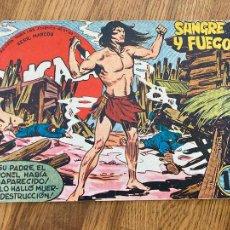 Tebeos: ¡¡LIQUIDACION TEBEO!! PEDIDO MINIMO 5 EUROS - BENGALA Nº 24 - MAGA - ORIGINAL - GCH. Lote 270538188