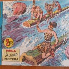 Tebeos: EL PRÍNCIPE DE RODAS Nº 68. ORIGINAL. YULA, LA MUJER PANTERA . EDITA MAGA. Lote 270635908