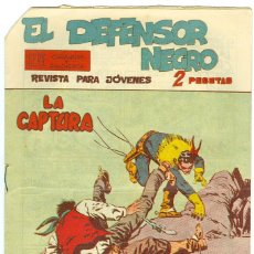 Giornalini: MAGA. EL DEFENSOR NEGRO. 18.. Lote 271172553
