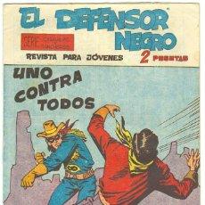 Livros de Banda Desenhada: MAGA. EL DEFENSOR NEGRO. 30.. Lote 271173328