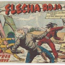 Livros de Banda Desenhada: MAGA. FLECHA ROJA. 23.. Lote 271253743