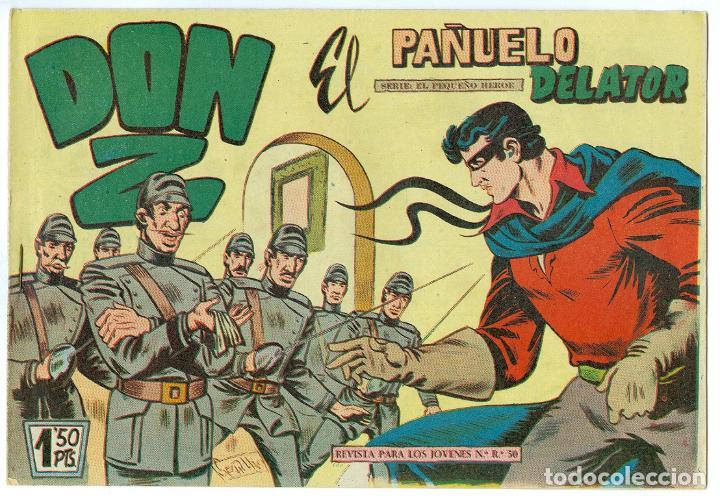 MAGA, DON Z. 3 (Tebeos y Comics - Maga - Don Z)