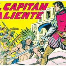 Livros de Banda Desenhada: MAGA. EL CAPITÁN VALIENTE.. Lote 271276248