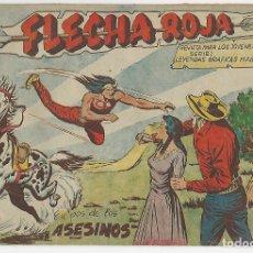 Livros de Banda Desenhada: MAGA. FLECHA ROJA. 17.. Lote 271321558
