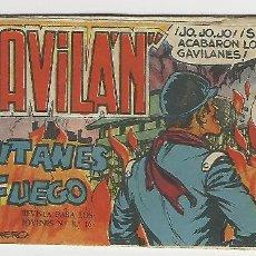 Livros de Banda Desenhada: MAGA. EL GAVILÁN. 18.. Lote 271346433