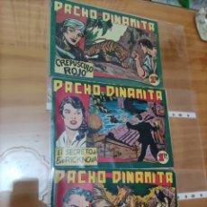 Tebeos: LOTE 3 COMICS ....PANCHO DINAMITA.. Lote 271985863