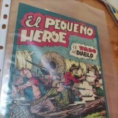 Tebeos: COMIC DE EL PEQUEÑO HÉROE.. Lote 272082578