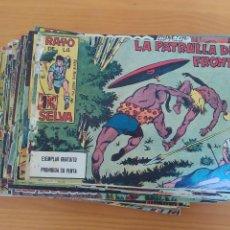 Tebeos: RAYO DE LA SELVA - COMPLETA - 83 NUMEROS - ORIGINAL - LEER DESCRIPCION (FI1). Lote 272631443