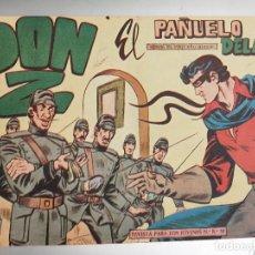 Tebeos: DON Z Nº 3 ED. MAGA. ORIGINAL. EL PAÑUELO DELATOR. Lote 273197663