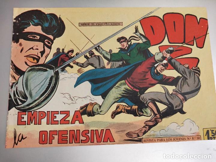 DON Z Nº 5 ED. MAGA. ORIGINAL. EMPIEZA LA OFENSIVA (Tebeos y Comics - Maga - Don Z)