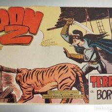 Tebeos: DON Z - Nº 82 - EDITORIAL MAGA . ORIGINAL. TERROR A BORDO. Lote 273272978