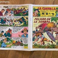 Livros de Banda Desenhada: ¡¡LIQUIDACION!! - LA CUADRILLA PRESENTA: MI TIO Y YO / Nº 11 - MAGA - ORIGINAL. Lote 274177833