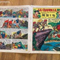 Livros de Banda Desenhada: ¡¡LIQUIDACION!! - LA CUADRILLA PRESENTA: MI TIO Y YO / Nº 19 - MAGA - ORIGINAL. Lote 274178058