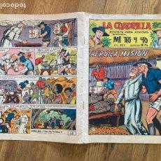Livros de Banda Desenhada: ¡¡LIQUIDACION!! - LA CUADRILLA PRESENTA: MI TIO Y YO / Nº 25 - MAGA - ORIGINAL. Lote 274178253
