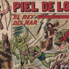 Tebeos: PIEL DE LOBO: NUMERO 16 EL REY DEL MAR, EDITORIAL MAGA. Lote 274863143