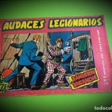 Livros de Banda Desenhada: AUDACES LEGIONARIOS Nº 21 -MAGA-ORIGINAL. Lote 275188808