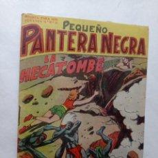 Livros de Banda Desenhada: CÓMIC PEQUEÑO 124 ORIGINAL NO COPIA PEQUEÑO PANTERA NEGRA. LA HECATOMBE MAGA 1958 REF240. Lote 275727823