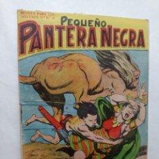 Tebeos: COMIC, PEQUEÑO 123 ORIGINAL NO COPIA PEQUEÑO PANTERA NEGRA. EL VALLE DEL MARFIL MAGA 1958 REF240. Lote 275747993
