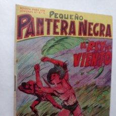 Tebeos: CÓMIC PEQUEÑO 122 ORIGINAL NO COPIA PEQUEÑO PANTERA NEGRA. EL REY DEL VIENTO MAGA 1958 REF240. Lote 275855688