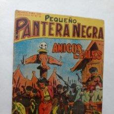 Tebeos: CÓMIC PEQUEÑO 117 ORIGINAL NO COPIA PEQUEÑO PANTERA NEGRA. AMIGOS LEALES MAGA 1958 REF240. Lote 275855958