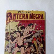 Tebeos: COMICS PEQUEÑO 66 ORIGINAL NO COPIA PEQUEÑO PANTERA NEGRA. EL CASTIGO DE NUMUNURU MAGA 1958 REF240. Lote 275856143
