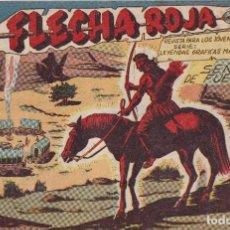 Tebeos: FLACHA ROJA : NUMERO 39 SEÑAL DE FUEGO, EDITORIAL MAGA. Lote 276125443