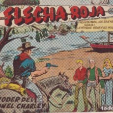 BDs: FLACHA ROJA : NUMERO 35 EN PODER DEL CORONEL CHARLEY, EDITORIAL MAGA. Lote 276125713