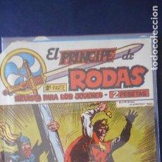 Tebeos: EL PRINCIPE DE RODAS Nº 40. Lote 276257553