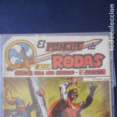 Tebeos: EL PRINCIPE DE RODAS Nº 40. Lote 276257663