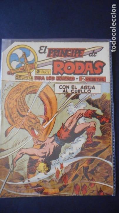 EL PRINCIPE DE RODAS Nº 41 (Tebeos y Comics - Maga - Otros)