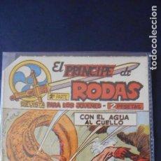Tebeos: EL PRINCIPE DE RODAS Nº 41. Lote 276257793